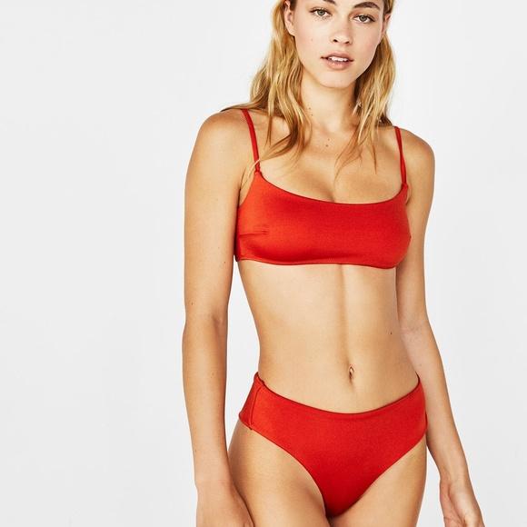 c86c5db630 Bershka Swim | High Rise Bikini Set | Poshmark